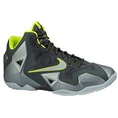 lebron shoes   Nike LeBron 11 - Boys' Grade School - Basketball - Shoes - Mica Green ...