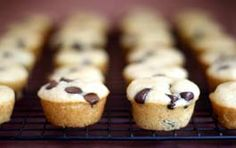 Chocolate Chip Pancake Muffins