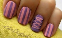 Rapunzel (Nails by Unknown) #Tangled