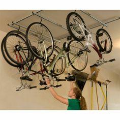 Saris - Cycle Glide  天井設置式サイクルラック