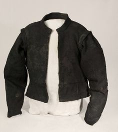 Jacka i Textil (nr: 07883)- jacket from the Vasa ship. Lots of photos, info in Swedish