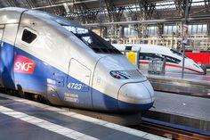 Trains, Rush Hour, Train