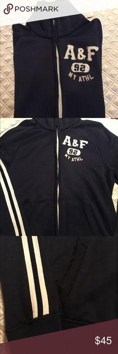 A&F jacket Like new Abercrombie men jacket worn once  very cute 😍😍 Abercrombie & Fitch Jackets & Coats Lightweight & Shirt Jackets