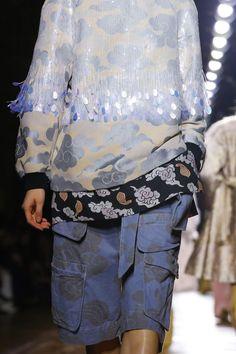 Dries Van Noten Ready To Wear Fall Winter 2015 Paris - NOWFASHION
