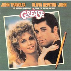 Original Soundtrack - Grease (The Soundtrack from the Motion Picture) (CD)