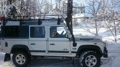 JBK Land Rovers My Defender 110 Winter