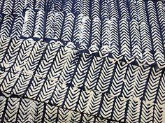 African Textile (Baule)