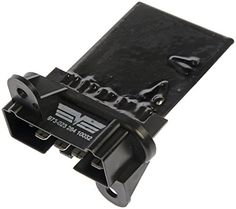 Dorman 973-025 Blower Motor Resistor for Jeep Liberty/Wrangler  Direct fit replacement unit  Unit features Dorman engineered quality enhancements  Backed by Dorman's limited lifetime warranty
