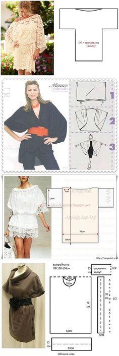 sewing pattern...<3 Deniz <3