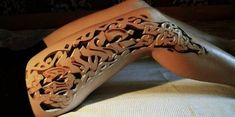 Amazing Tattoos That Will Twist Your Mind -Do you have an optical illusion tattoo? Here is the list of Amazing Tattoos you never seen. Tattoo Girls, Tattoo You, Girl Tattoos, Tattoos For Women, Tatoos, Real Tattoo, Crazy Tattoos, 3d Tattos, Tattoo Motive