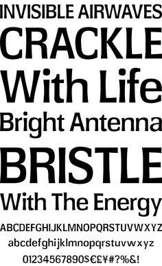Cartel by URW++ - Desktop Font, WebFont and Mobile Font - YouWorkForThem $19.95