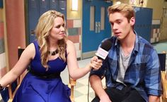 """Videos: """"I Didn't Do It"""" Stars Talked With Justine Magazine About Their Siblings March 2015 - Dis411"""