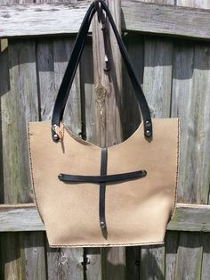 Pinch Tote  Ready to Ship by BoondockStudios on Etsy, $145.00