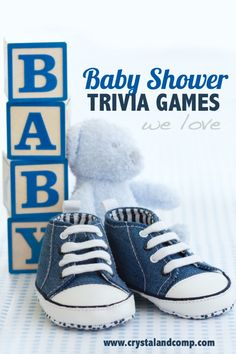 9 DIY Baby Shower Trivia Games