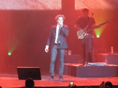 Concierto de David Bisbal Mexico 2014