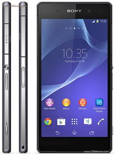 Sony Xperia Z2 - Sony's finally made a quality Android phone. It has an amazing camera, great battery life, and the display has none of the coloration problems of previous models.