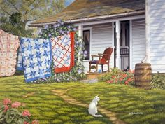 summer place,  john sloan