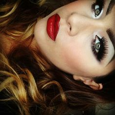 Make Red lips