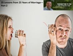 25 Lessons from 25 Years of Marriage #leadership http://livedan330.com/2015/06/19/25-lessons-25-years-marriage-part-2/