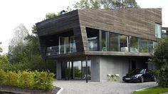 House, Tønsberg. Architect: Håvard B. Olsen.