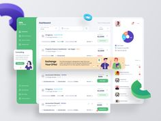 Dashboard of Financial Business Exchange Portal by Farshid Darvishi for Orizon: UI/UX Design Agency on Dribbble Wireframe Design, Design Ios, Dashboard Design, Dashboard Ui, Flat Design, Design Thinking, Motion Design, Ios Design Guidelines, Motion App