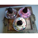 Cupcake de toalha com sabonete