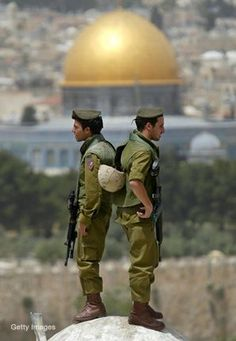 Israel Watchmen. Thank God for the IDF