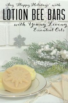 I've heard these Lotion Bars are amazing for dry, cracked in the winter! Can't wait to make these for teacher gifts too.