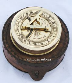 Brass Nautical Antique Vintage Pocket Push Button Royal Navy London Compass X Maritime Compasses Maritime We Have Won Praise From Customers