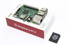 BLOG | Everything About Raspberry Pi 3 Model B