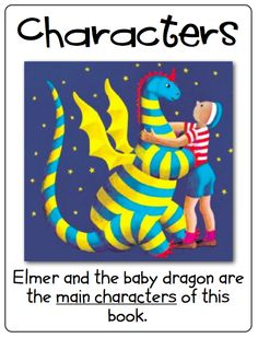Story Elements:  My Father's Dragon product from Multiage-Days on TeachersNotebook.com