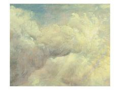 John Constable Solid-Faced Canvas Print Wall Art Print entitled Cloud Study, None Gravure Illustration, Google Art Project, Oil On Canvas, Canvas Prints, Big Canvas, Illustrations, Art Google, Gloss Matte, Find Art