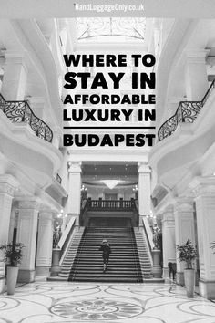 My Recommendation On Where To Stay In Budapest - Hand Luggage Only - Travel, Food & Home Blog
