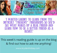 Best Friends...Forever? Reading Guide: Session 11 - KRYSTEN LINDSAY HAGER Do You Feel, How Are You Feeling, Text For Her, Writing About Yourself, Mixed Feelings, Best Friends Forever, Real Friends, True Colors