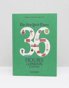 Livre « 36 Hours In London & Beyond » par le NY Times