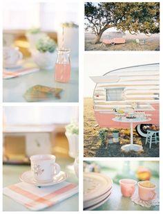 Pink caravan- this is a dream of mine..