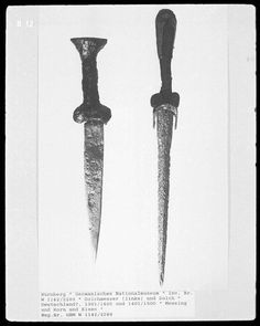 X Spade, Medieval Weapons, Swords And Daggers, Cold Steel, Dark Ages, 15th Century, Vikings, Armour, Antiques