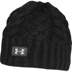 The Under Armour® Women's Around Town Beanie combines classic style and superior performance to help you stay cozy when the temperature drops. Designed with cable knit fabrication, this hat traps heat to keep you warm and has a more fitted construction so it stays on your head and offers a more traditional look. Whether you're headed to the gym or the store, the UA Around Town Beanie is your next go-to winter hat.