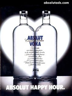 Absolut Happy Hour