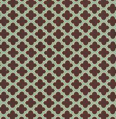 "Amazon.com: Aviary 2- Lodge Lattice Caramel By Joel Dewberry 1 Yd Fabric 44"" X 36"": Arts, Crafts & Sewing"