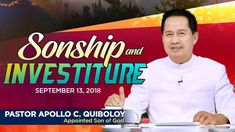 """""""Sonship and Investiture"""" by Pastor Apollo C. Table Of Contents Design, Son Of God, Music Publishing, Apollo, Gods Love, Worship, Spirituality, Army, Songs"""