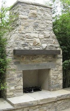 Lompoc stacked fireplace with concrete lintel - Tudor Stone & Brickwork - tudor. - Lompoc stacked fireplace with concrete lintel – Tudor Stone & Brickwork – tudorstoneandbric… -