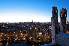 16 Best Fancy Hotels in Amsterdam - Awesome Amsterdam