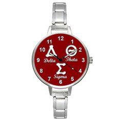 Delta Sigma Theta watch
