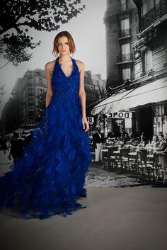Reem Acra Resort 2012 Fashion Show