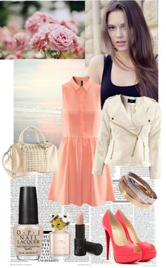 """A summer date"" by majkotka ❤ liked on Polyvore"