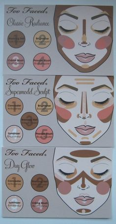 different styles of contouring   How Do It
