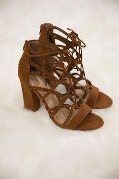 The Cheyenne Heels Brown