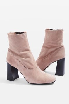 HOLI Leather Sock Boots