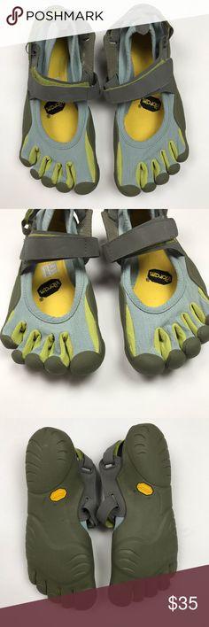 4f88a00c5bd9b9 Vibram | FiveFinger Hiking Shoes Vibram Five Finger Toe Shoes Hiking  Adjustable on top and heel